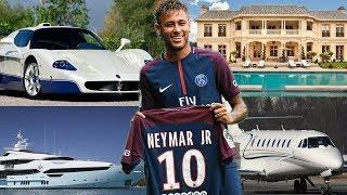Neymar jr Lifestyle 2018 |Neymar Income, Cars, Houses, Luxurious Lifestyle and Net Worth |