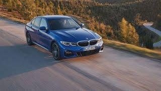BMW refreshes its Series 3 sedan