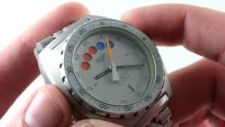Vintage Heuer Regatta Timer 134.603 Luxury Watch Review