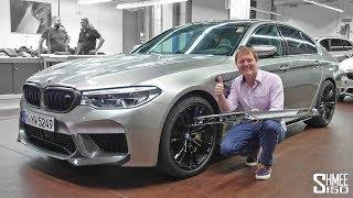 Upgrades for My BMW M5 at BMW Individual! | GARAGE