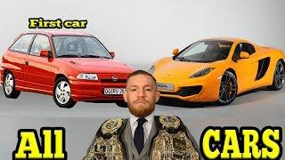 Conor McGregor - Cars Collection