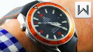 Omega Seamaster Planet Ocean 600M Professional (2909.50.82) Luxury Watch Review