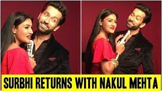 Surbhi Chandna Returns With Nakuul Mehta In Star Plus Show