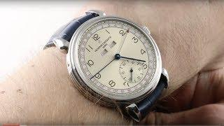 Vacheron Constantin Historiques Triple Calendrier 1942 (3110V/000A-B425) Luxury Watch Review