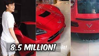 Jimuel Pacquio, Son of Manny Pacquiao Buys New Luxury Car Worth 8.5  Million Pesos