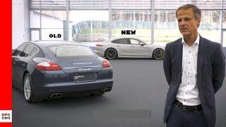 10 Years Of Porsche Panamera Luxury Vehicle