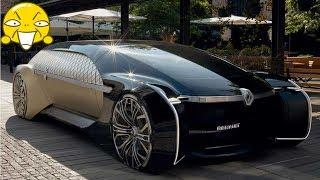RENAULT EZ ULTIMO SELF DRIVING LUXURY CONCEPT CAR