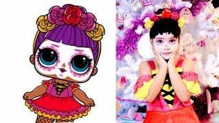 Куклы #LOL в реальной жизни 4 часть ???? Real Life LOL Surprise Dolls Part 4