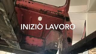 Restaurò auto d'epoca Fiat 500