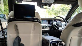 Most Luxurious Car - Mercedes Maybach S650 Real life Review | Hindi