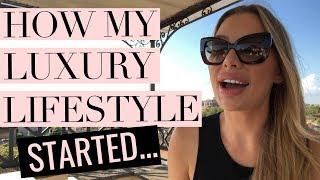 How My Luxury Lifestyle Started! Story-time! - Candid Conversations With Anna Bey #1