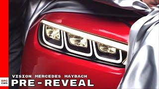 Vision Mercedes Maybach Ultimate Luxury Pre Reveal