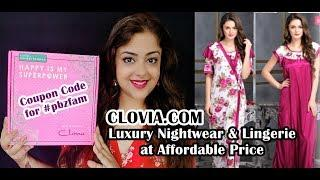 Luxury Lingerie & Nightwear at Affordable Price | Clovia For Every Girl | Priaz Beauty Zone