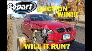 Rebuilding A Wrecked BMW E90: Getting It Running