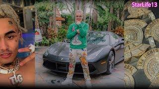 Lil Pump Luxury Cars & Jewelry Collection