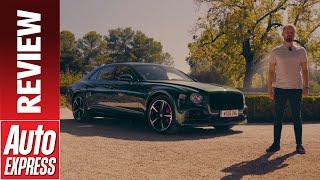 New 2020 Bentley Flying Spur review - the ultimate money-no-object car!
