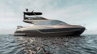 2018 Lexus LY 650 Luxury Yacht