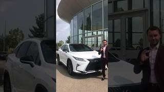TEST DRIVE TUESDAY | Lexus of Edmonton