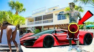 Justin Bieber's Luxury Lifestyle 2018