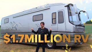 This $1.7M RV is the ultimate in road trip luxury | Techadence #4