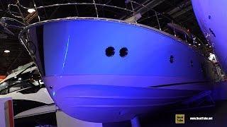 2018 Beneteau Monte Carlo 5 Luxury Motor Yacht - Walkaround - 2018 Boot Dusseldorf Boat Show