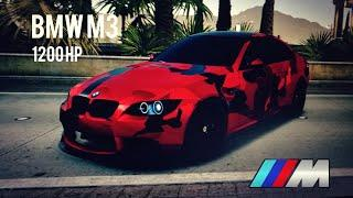 1200 HP - BMW M3 E92 façon CAMO GMK / NEED FOR SPEED payback (PS4) ????