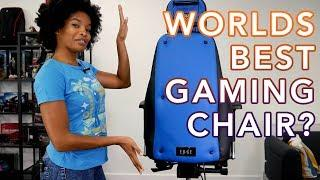 Edge GX1 Luxury Gaming Chair Review - the WORLDS BEST gaming chair?