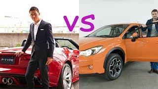 Kei nishikori cars vs Stan wawrinka cars (2018)