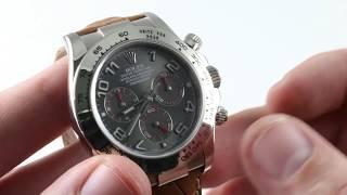 Rolex Daytona 116519 Luxury Watch Review
