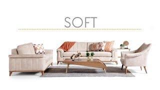 Soft Koltuk Takımı Luxe Life Mobilya