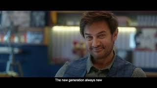 #ExperienceChange with the new Datsun GO starring Aamir Khan