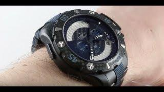 Zenith Defy Xtreme 'Sea' 1000m Chronograph 96.0529.4000 Luxury Watch Review