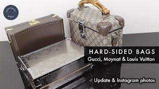 Luxury Hard-sided Bags ft. Gucci, Moynat & Louis Vuitton: Updates & Instagram Photos