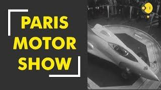 Paris Motor Show celebrates 120th anniversary