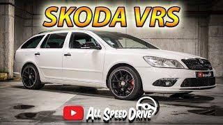 Skoda Octavia VRS *Um Desportivo Familiar* | AllSpeedDrive