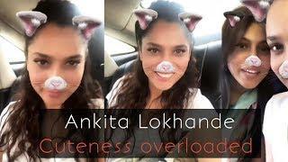 Manikarnika actress Ankita Lokhande shared a new video | star life