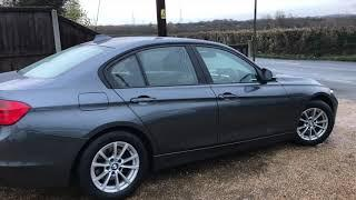 2013 BMW 3 SERIES 2.0 320D EFFICIENTDYNAMICS BUSINESS FOR SALE | CAR REVIEW VLOG
