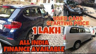 Car Start From 1 Lakh | Hidden Luxury Second Hand Car Market  | Fahad Munshi |