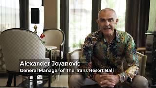 The Trans Resort Bali - Luxury Escapes Partner Spotlight