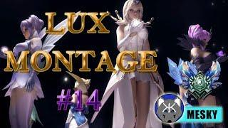 Lux Montage #14 - Best Elementalist Lux | League of Legends