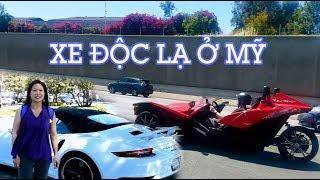 Lamborghini - Ferrari - Supercars - Luxury cars in Newport Beach - LiLi Nguyen