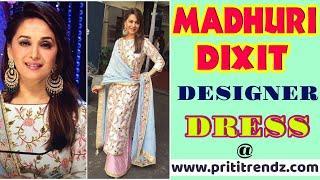 Madhuri Dixit Designer & Stylish Dress ll Online Shop ll www.prititrendz.com
