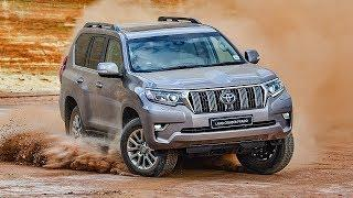 2018 Toyota Land Cruiser Prado - Luxury SUV Go Anywhere !!