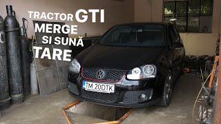 #181 Car vLog - TRACTOR GTI MERGE ȘI SUNĂ TARE