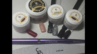 Novità Luxury Line Sabellesa: Cover Sculpting Shine, colori shine e pearl