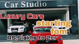LUXURY CAR MARKET IN Ludhiana | Audi | BMW | MINI COOPER COUNTRYMAN | COOPER CONVERTIBLE:9417200013