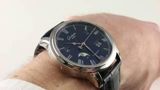 Glashutte Original Senator Perpetual Calendar 100-02-07-12-30 Luxury Watch Review