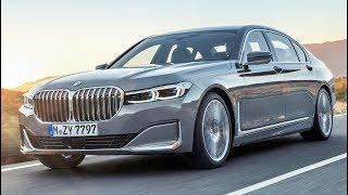 2020 BMW 750Li xDrive - Sophisticated Flagship Luxury Sedan