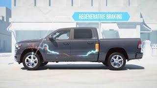 2019 Ram 1500 eTorque Mild Hybrid