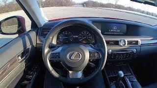 2018 Lexus GS 350 AWD - POV First Impressions